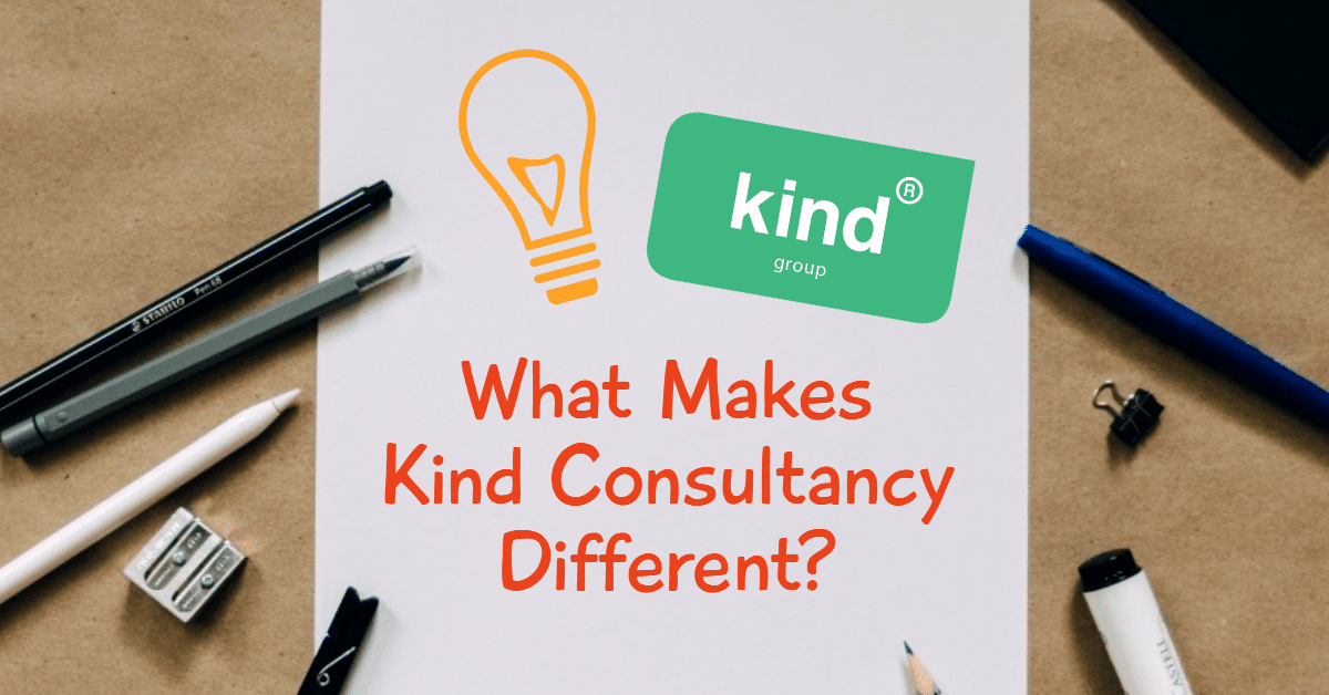 How is Kind Consultancy different to traditional recruitment firms?