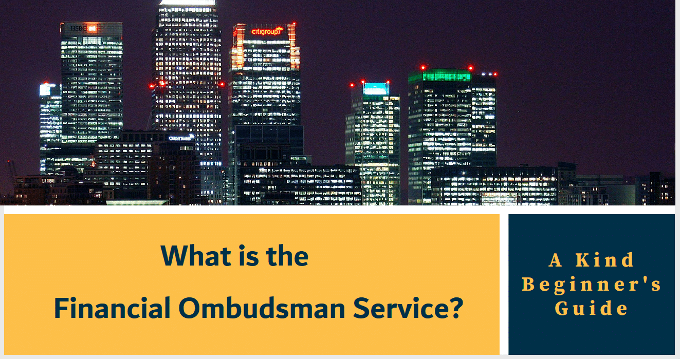 What is the Financial Ombudsman Purpose?