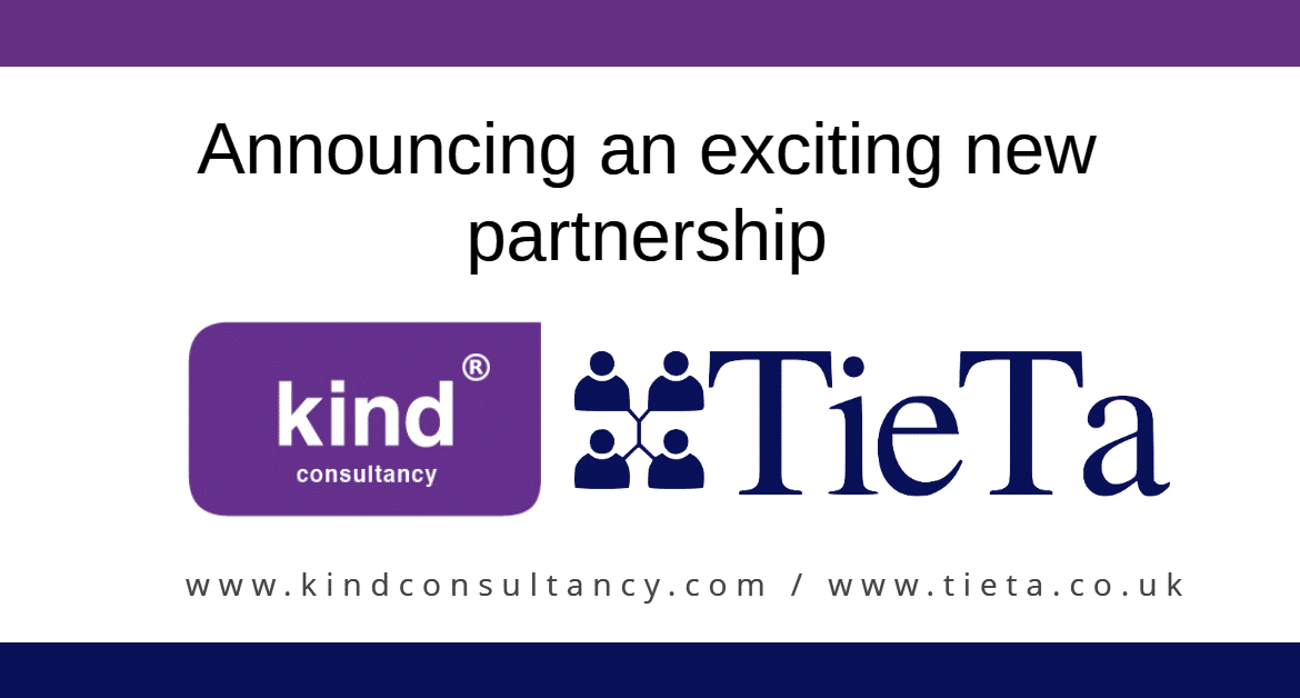 TieTa and Kind Consultancy Partnership Announcement