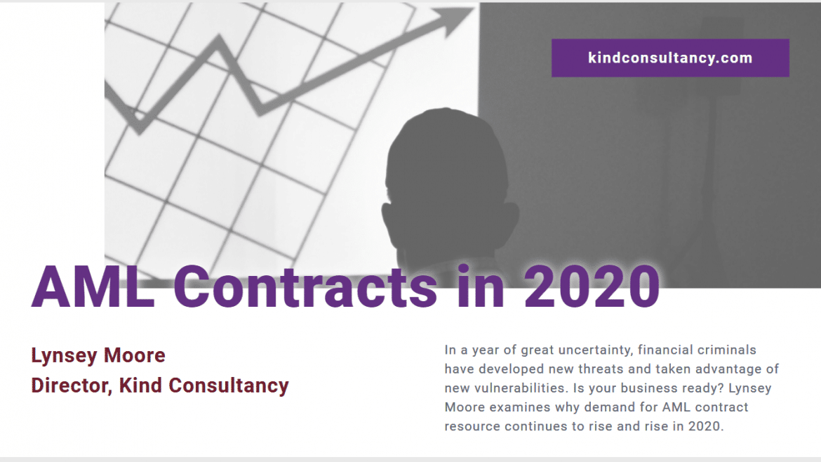 AML Contracts in 2020