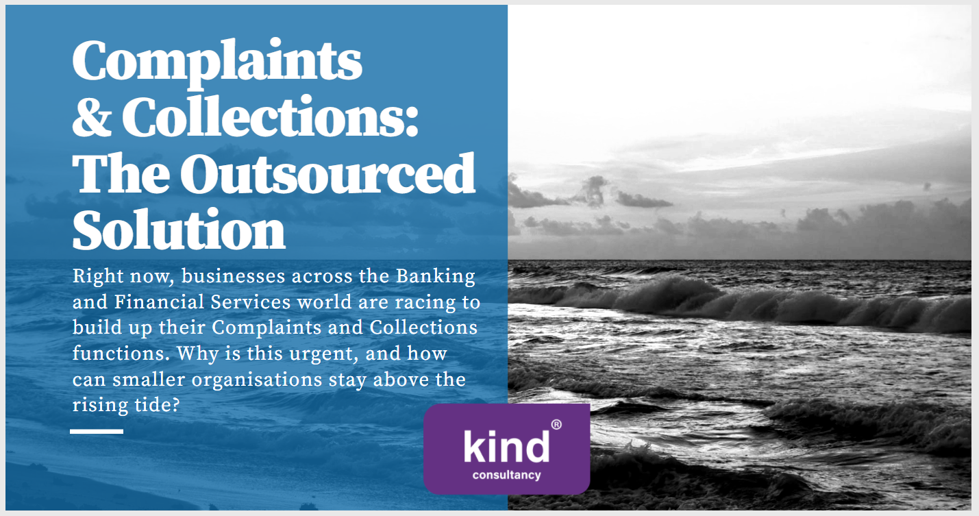Complaints & Collections - The Outsourced Solution